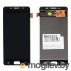 дисплей в сборе с тачскрином для Samsung Galaxy A5 (SM-A510F) черный (2016) TFT