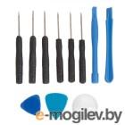 Hабор инструментов MaYuan MY-8033 (11 в 1) для ремонта мобильных телефонов и ноутбуков