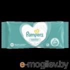 Влажные салфетки Pampers Sensitive (52шт)