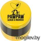 Скраб для губ Dr.PawPaw Lip Sugar Scrab & Original Balm 2 в 1 (25мл)