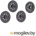 Колесные гайки. Traxxas Wheel Hubs Hex (Disc Brake Rotors) (4).