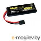Аккумулятор силовой стандарт 7.4V 6000mAh 30C LiPo Black Magic (силовой разъем TRX).