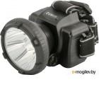 Фонарь налобный Ultraflash LED5365 ( аккум 220В, черный, 5 LED, 2 реж, пласт, бокс)