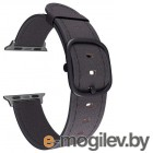 Кожаный ремешок Lyambda Minkar для Apple Watch 38/40 mm DSP-03-40 Black