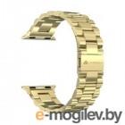 Ремешок из нержавеющей стали Lyambda Keid для Apple Watch 38/40 mm DS-APG-02-40-GL Gold