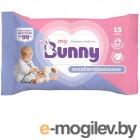 My Bunny Антибактериальные 15шт GL000792269
