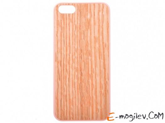 Ozaki O!coat 0.3+ Wood для iPhone 5/5S OC545RO beige/pink