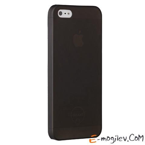 Ozaki  для iPhone 5 O!coat 0.3 JELLY Black OC533BK