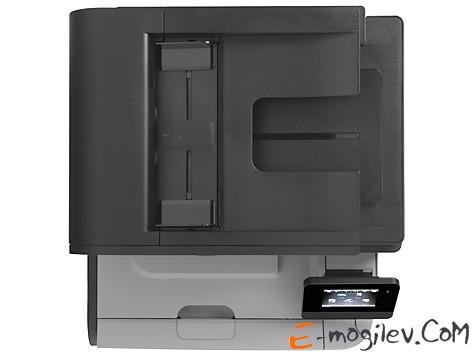 HP Color LaserJet Pro M476dw <CF387A> принтер/сканер/копир/факс, A4, ADF, дуплекс, 20/20 стр/мин, 256Мб, USB, LAN, WiFi (замена CE864A M475dw)