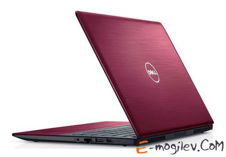 Dell Vostro 5470 Core i3-4010U/4Gb/500Gb/DVDRW/HD4400 int/14/HD/1366x768/Win 8.1/red/BT3.0/3c/WiFi/Cam