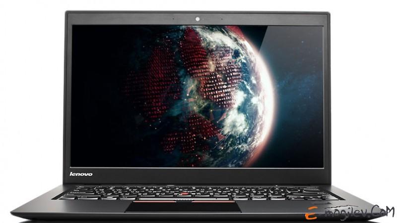 Lenovo ThinkPad X1 Carbon Core i5-4200U/4Gb/128Gb SSD/HD4400/14/HD+/Mat/Win 8 Single Language/black/BT4.0/WWAN ready/4c/WiFi/Cam