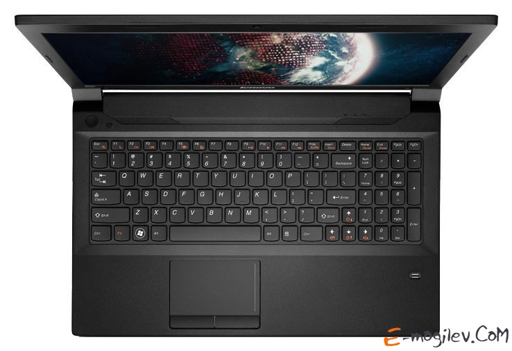 Lenovo IdeaPad B590 Pentium Dual Core 2020/15.6/4Gb/500Gb/DVDRW/int/HD/1366x768/Win 7 Home Basic/black/BT2.0/6c/WiFi/Cam