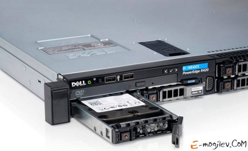 Dell PowerEdge R420 210-39988-98 Intel Xeon 2x E5-2470v2 2.4GHz/25Mb/2x8Gb