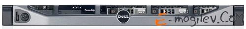 Dell PowerEdge R420 Intel Xeon E5-2403 1.8GHz 10MB 1x8Gb 1RLV RD 1.6 noHDD 3.5 max4 DVD-RW H310 iD7Ex 1x550W NBD3Y 210-39988-97