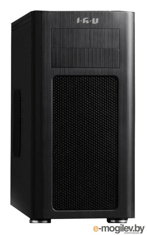 IRU Rock 1104 E3-1220v3/4Gb/1Tb/RAID 0/1/10/5/400W/Tower/noOS