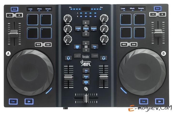 DJ Hercules Djconsole air