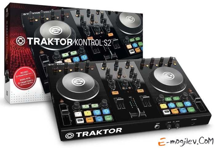 DJ Native Instruments Traktor Kontrol S2 Mk2