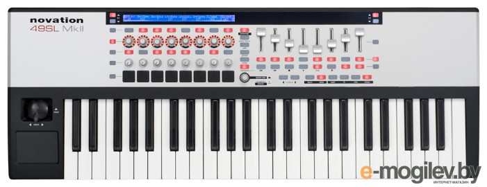 MIDI Novation 49 SL MkII