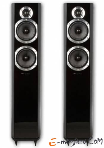 Wharfedale Diamond 10.6 black wood