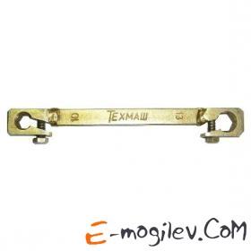 СИБРТЕХ Ключ прокачной 08x10 мм