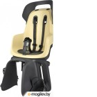Детское велокресло Bobike Go Carrier / 8012300001 (lemon sorbet)