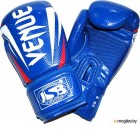 Боксерские перчатки No Brand ZTQ-117-8 (синий)