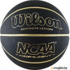 Баскетбольный мяч Wilson NCAA Highlight Gold / WTB067519XB07 (размер 7)