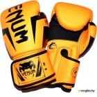 Боксерские перчатки No Brand ZTQ-116-6 (желтый)