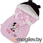 Конверт детский Polini Kids Disney baby Минни Маус Фея (розовый)