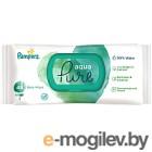 Влажные салфетки Pampers Aqua Pure (48шт)