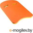 Доска для плавания Sabriasport 818002 (желтый/оранжевый)