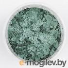 Флоковая добавка для жидких обоев Silk Plaster 5 (зеленый)