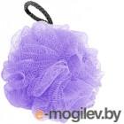 Мочалка для тела After Spa Bath and Shower Mesh Sponge Col 1 Purple