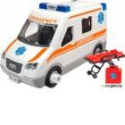 Сборная модель Revell Машина скорой помощи 1:20 / 00806