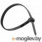 Стяжка для кабеля Rexant 07-0401 (100шт, черный)