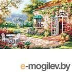 Набор для вышивания БЕЛОСНЕЖКА Цветущий сад / 4029-14