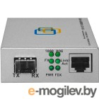SNR Медиаконвертер  10/100/1000-Base-T / 1000Base-FX с SFP-портом