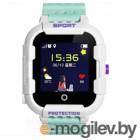 Умные часы детские Wonlex KT03 (зеленый)