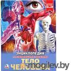 Энциклопедия Умка Тело человека / 9785506021681 (Волцит П.)