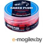 Sonik Baits Бойлы плавающие Baked Plum Fluo Pop-ups 11mm 50ml 638047