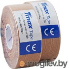 Кинезио тейп Tmax Extra Sticky Biege / 423815 (телесный)