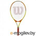 Теннисная ракетка Wilson 23 / WRT20390U (желтый/оранжевый)