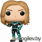 Фигурка Funko POP! Bobble. Captain Marvel. Vers 36342 / Fun1808