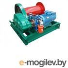 TOR Лебедка электрическая ЛМ /тип JM/ г/п 1,0 тн Н=120 м /б/каната/ 11411