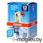Автолампа OSRAM O-64193ALS2(EURO)  H4 (60/55) P43t+30% ALLSEASON SUPER (евробокс, 2шт) 3000K 12V
