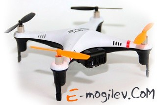 Nine Eagles Galaxy Visitor 2 (электро / аппаратура 2.4GHz / цвет черно-белый / готовый комплект).