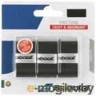 Грип Babolat Pro Tour X3 / 653037-105 (3шт, чёрный)
