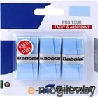 Грип Babolat Pro Tour X3 / 653037-136 (3шт, синий)