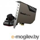 Звуковые карты Creative Sound BlasterX AE-7 PCI-eX int. Retail 70SB180000000