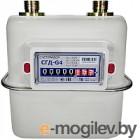 Счетчик газа бытовой БелОМО СГД 4 G4 ТИ (левый)